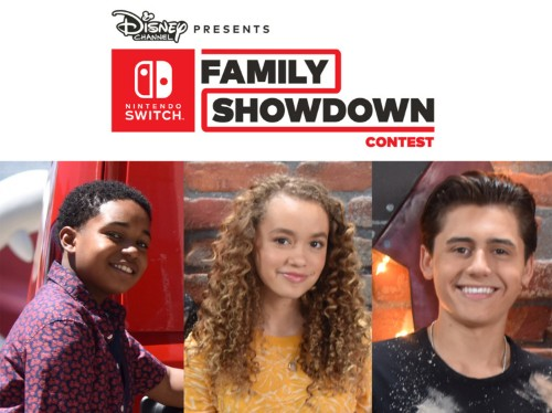 Nintendo and Disney are teaming up on a contest dedicated to the Nintendo Switch