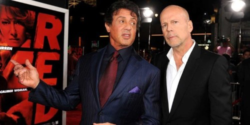 Sylvester Stallone Slams Bruce Willis As 'Greedy And Lazy' After 'Expendables' Exit