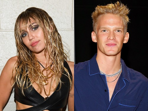 Cody Simpson's new song 'Golden Thing' is all about loving Miley Cyrus - Business Insider