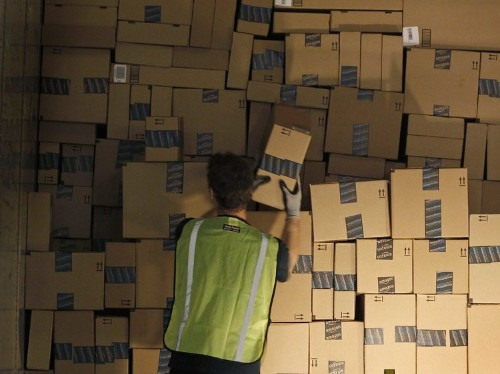 Amazon's cloud is ten times bigger than the next fourteen competitors combined