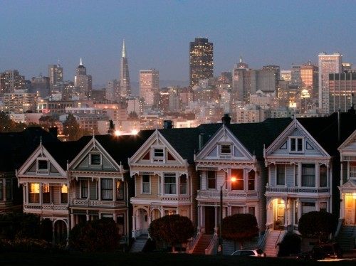 Home values are pointing to a sharp wealth divide in major US cities
