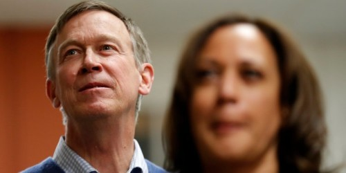 John Hickenlooper criticized after saying women presidential candidates should be asked whether they'd pick a male running mate