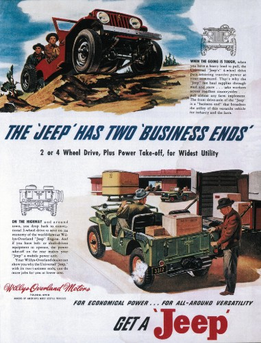 Jeep is turning 75 — here's the history of the vehicle that helped win World War II