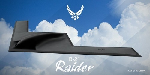 America's next-generation stealth bomber just got its name