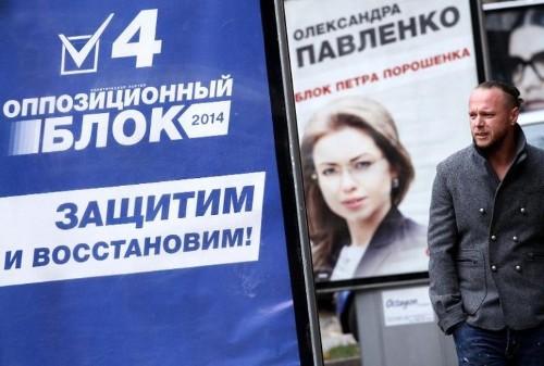 War-scarred Ukraine counts down to key vote