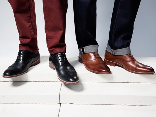 Wall Street's favorite shirt startup just unveiled a dress shoe at a shockingly low price