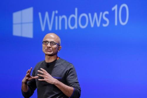 Satya Nadella explains how Microsoft can beat the shrinking PC market