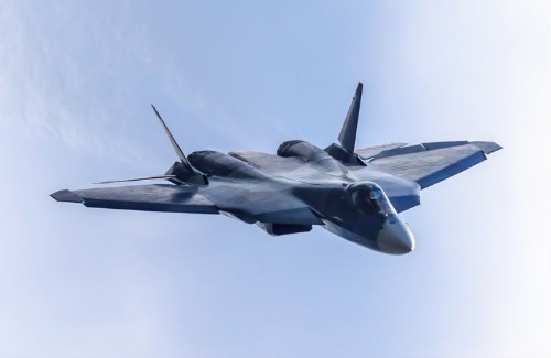 Russia says its Su-57 stealth fighter will be armed with deadly hypersonic missiles that can defeat all US defenses