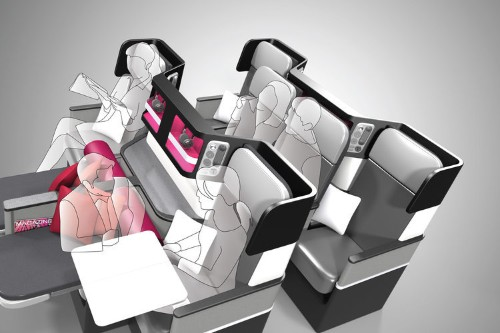This Amazing Airplane Seat Could Change Everything About Luxury Flying