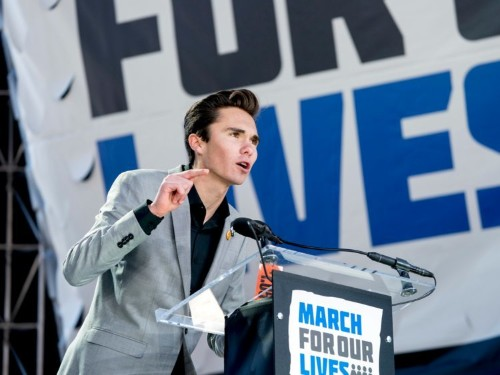 Parkland survivor David Hogg urges Arby's boycott over Fox News ties