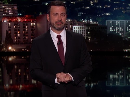Jimmy Kimmel's emotional monologue shows why Republicans are having trouble repealing Obamacare