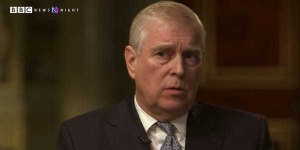 Prince Andrew: List of firms cutting ties after Epstein interview - Business Insider