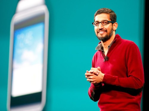 This anecdote about Google's CEO missing a meeting shows what Alphabet structure will be like
