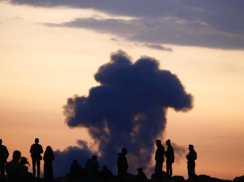 The US Significantly Escalates Airstrikes Against ISIS