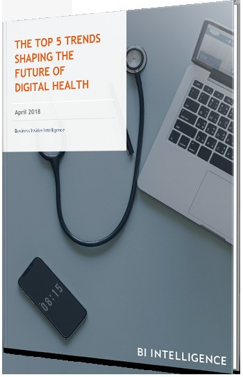 The Top 5 Trends Shaping the Future of Digital Health
