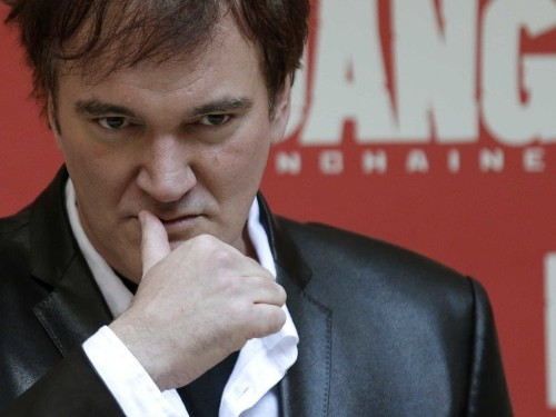 What it's like to be on the grueling set of a Quentin Tarantino movie
