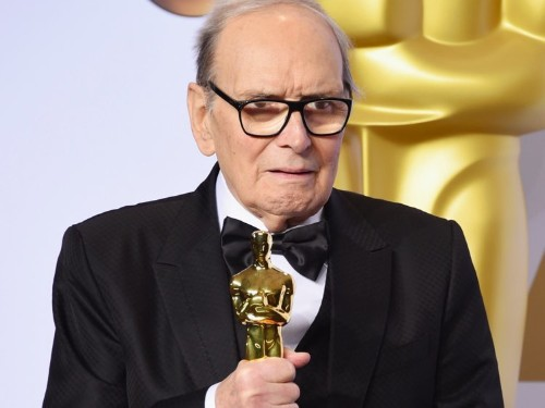 Forget Leonardo DiCaprio, Ennio Morricone finally won an Oscar after 500 movie credits