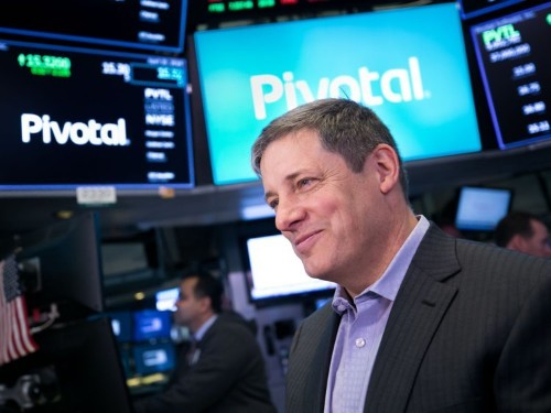 Pivotal CEO Rob Mee on Kubernetes for PAS alpha launch