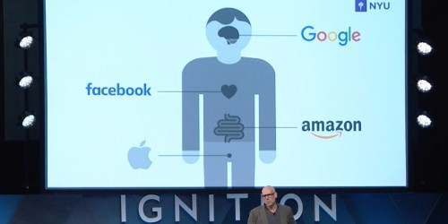 Scott Galloway says Amazon, Apple, Facebook, and Google should be broken up