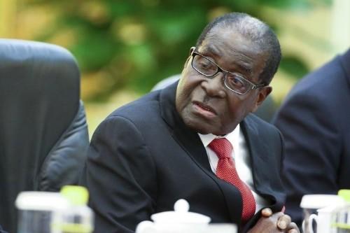 Mugabe says 'friendly' China vows to help Zimbabwe economy