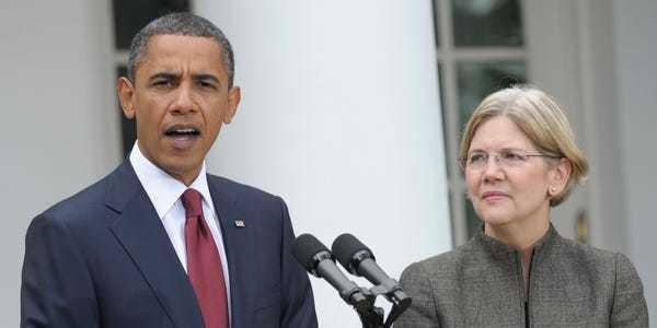 Obama aides called Elizabeth Warren 'sanctimonious,' 'narcissist' - Business Insider