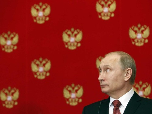 These are the last press photos of Putin before his longest absence in years
