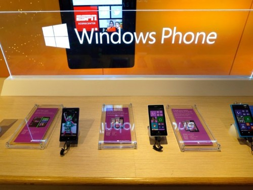 Microsoft gained a couple of allies for its Windows Phone