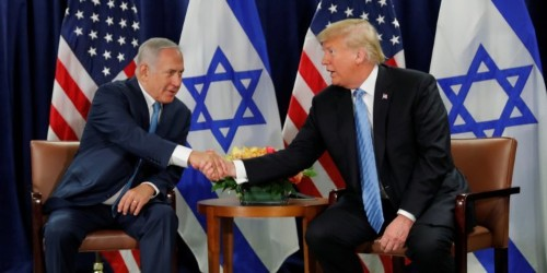 Israeli PM Netanyahu, Trump ally, unites with extremist political party