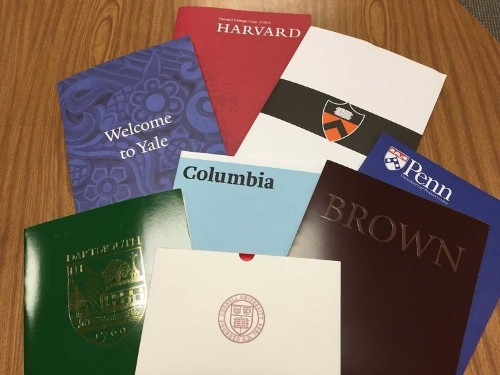 Early acceptance rates to Ivy League schools are drastically higher than regular — but the reason why isn't as obvious as it seems
