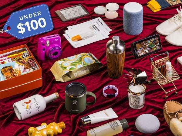 76 gift ideas for everyone on your list, all under $100 - Business Insider