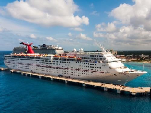 Carnival Fantasy cruise ship receives failing sanitation score