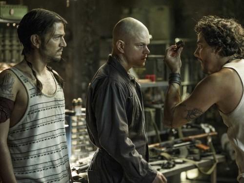 Matt Damon's 'Elysium' Isn't Alone: 10 Other Brainy Sci-Fi Blockbusters