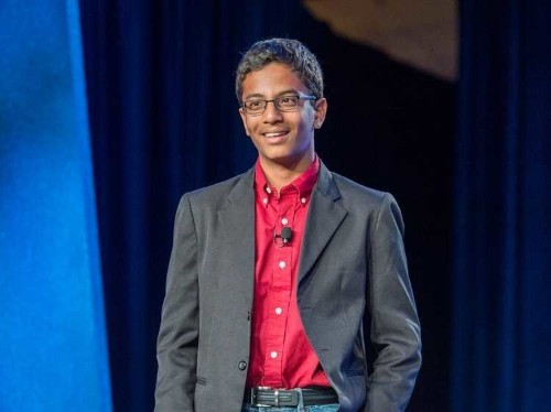 This 13-Year-Old Is So Impressive, Intel Is Investing Hundreds Of Thousands In His Startup