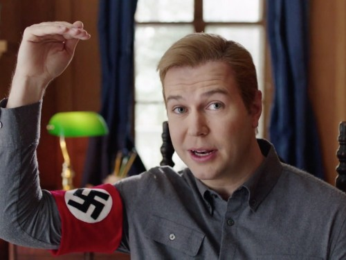 'SNL' sums up what 'real Americans' say about Donald Trump with 'Racists for Trump' parody