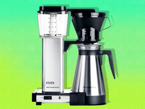 This is the best coffee machine you can buy, according to the founder of a popular NYC coffee chain