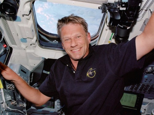 The incredible life of British-born former NASA astronaut Piers Sellers