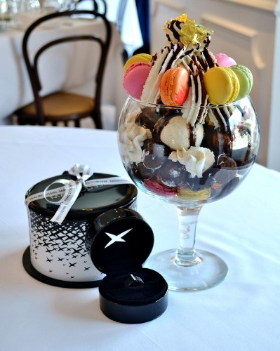 Bagatelle Just Added A $1,000 Sundae To The Menu