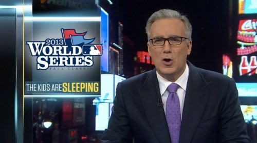 Keith Olbermann Nails It On Why No One Watches Baseball