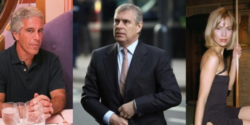 Prince Andrew flew on Jeffrey Epstein's private jet with Russian model