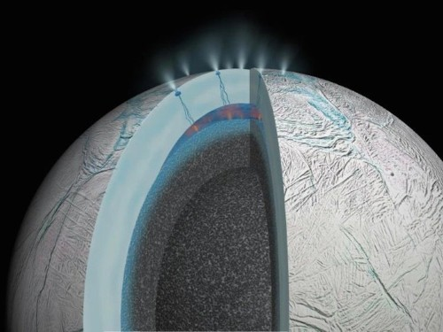 NASA is about to get its best look yet at an underground ocean on one of Saturn's moons