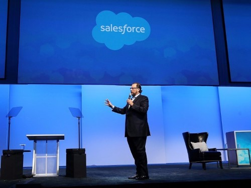In one paragraph, Salesforce explains why it's so hard to sell to big companies