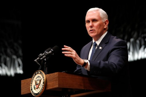 Mike Pence said being gay was 'a choice' or a 'learned behavior'
