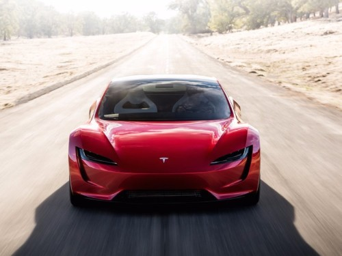 Tesla just revealed its new Roadster, and it's a complete game-changer