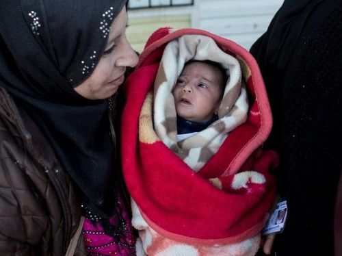Life expectancy in Syria has dropped by 6 years