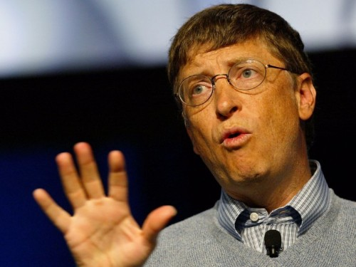 Bill Gates: We can end poverty by 2030