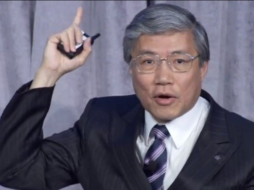 KOO: The Fed may be telling us something by characterizing the first rate hike as a 'liftoff'