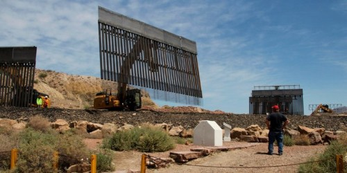 Trump's raid on military construction funds for his border wall will screw over critical Air Force projects