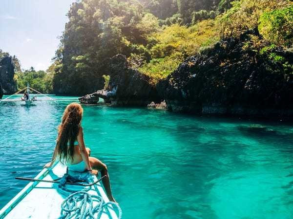 13 places with the bluest water in the world - Business Insider
