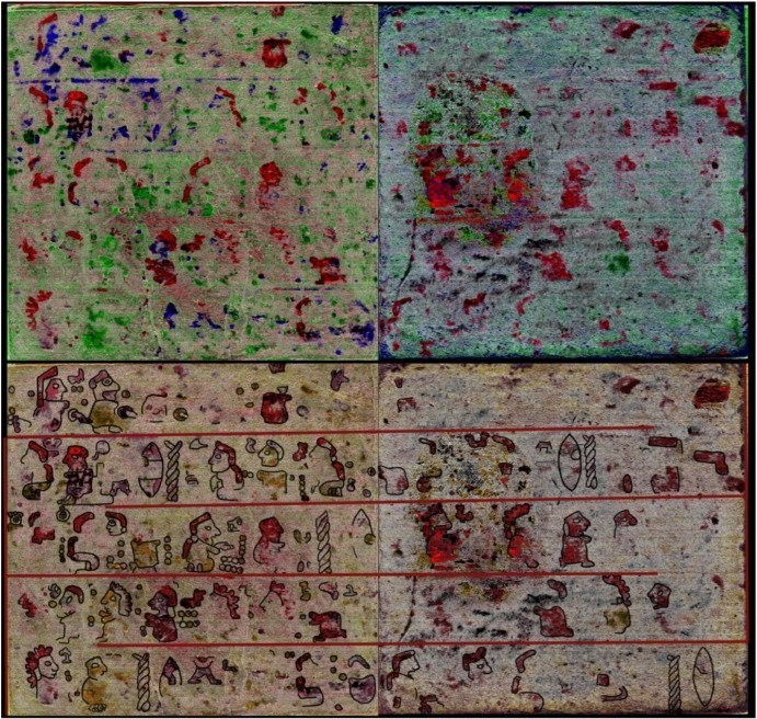 Scientists just discovered a secret American manuscript that was hidden under paint for 500 years