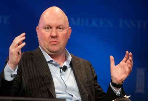 Marc Andreessen has 2 words of advice for struggling startups